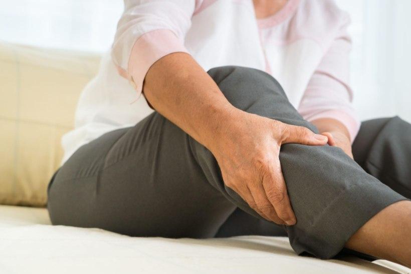 artriit kaed vigastuse tottu