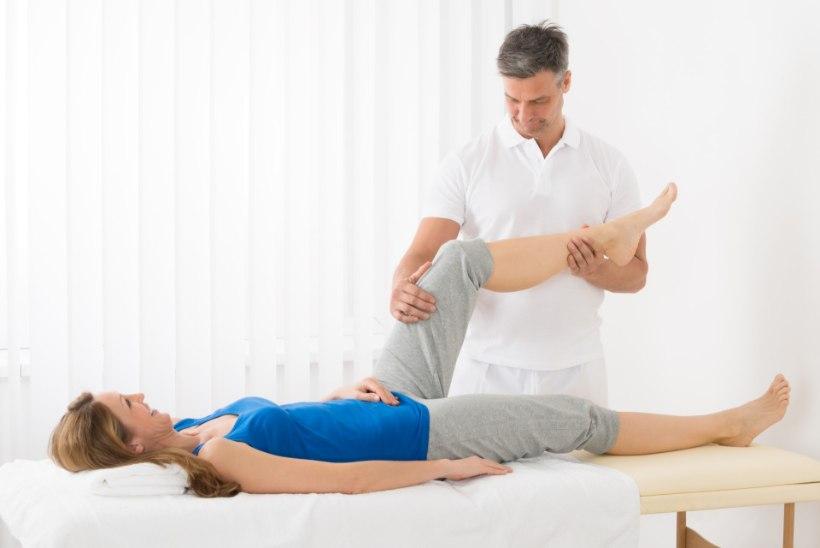 arthrisise kiirguse ravi
