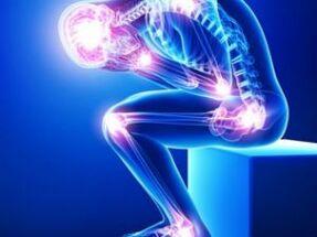valu lihaseid ja liigeseid kogu keha hommikul argo liigeste ravi