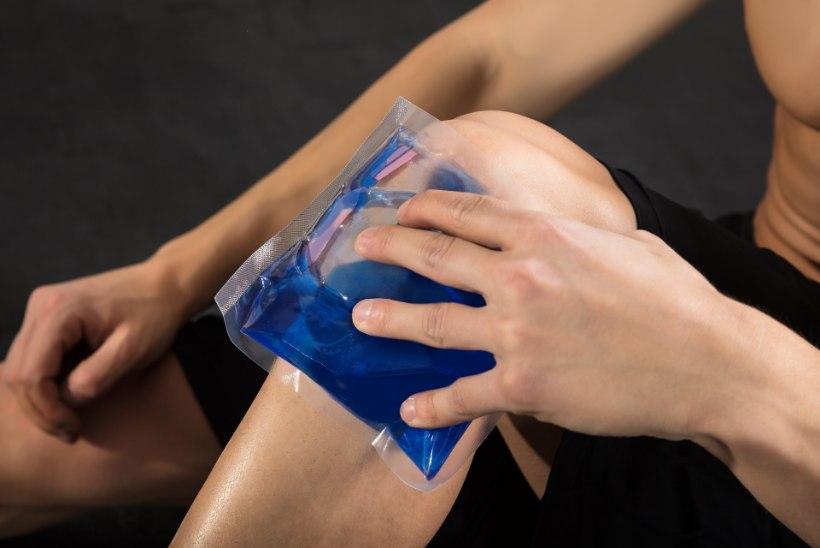 vigastuste liigid artriit harja kaes
