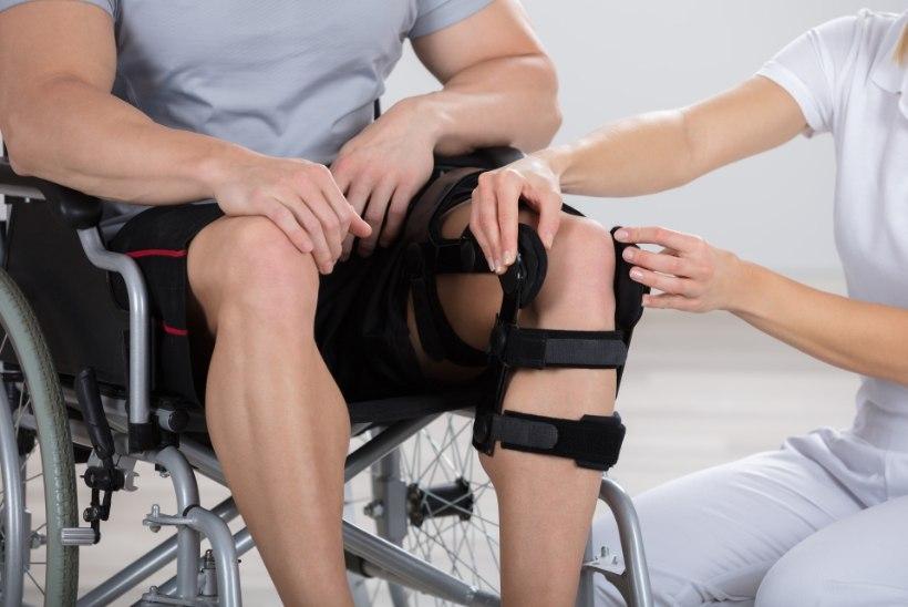 haiget liigesed paisuvad oma kaed vahendid sidemete ja liigeste raviks