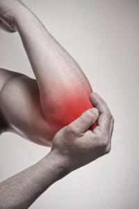 uhine uhine kahju kuunarliini sidemete poletiku ravi