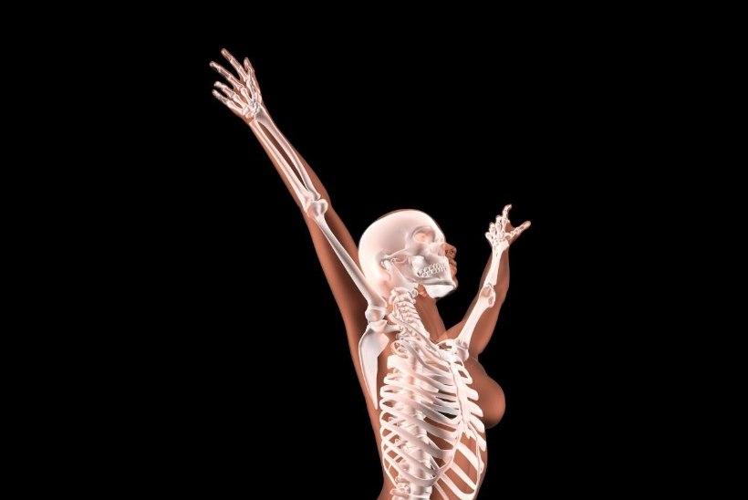 crunch liigesed valutab lins valu ja lekked liigestes