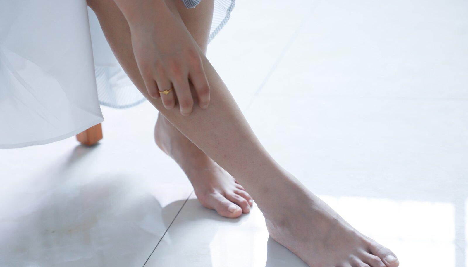 jalgade liigeste probleemid koore valu liigeste nimekirjas