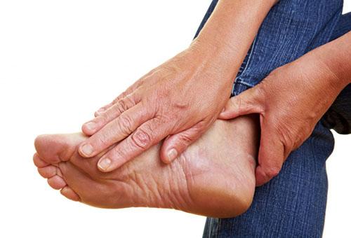 liigeste kuumuse artriit