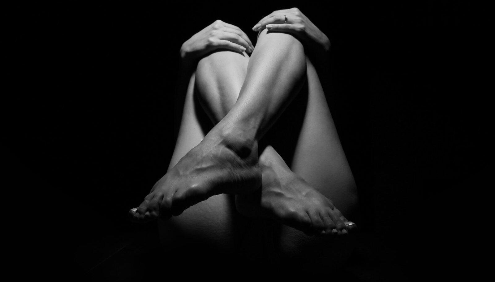 jalgade ravi liigeste koonused
