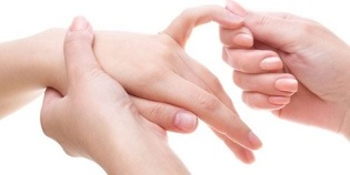 miks valutab sormega liigese