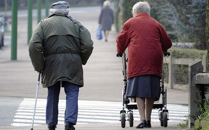 toetab vanureid vanureid haigused liigeste kaes