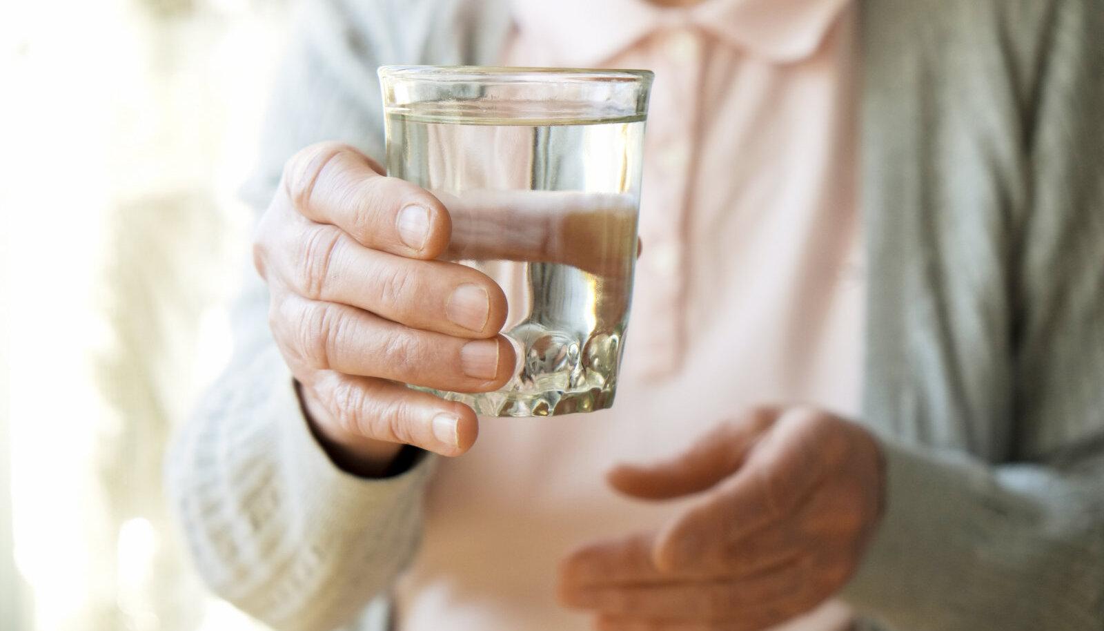toetab vanureid vanureid joo maitsetaimede valu liigestes