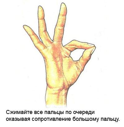 artriit keskmise sormega